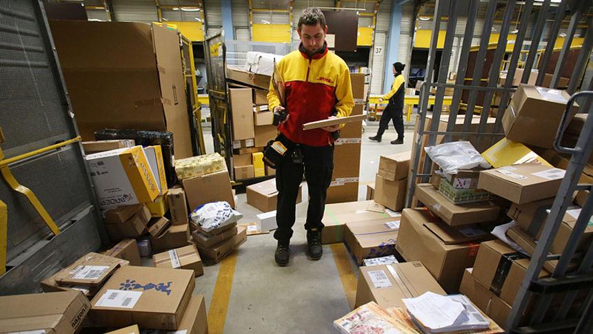 parcel complaint